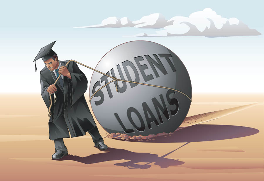 Using plastic to pay off student loans: A bad idea ...